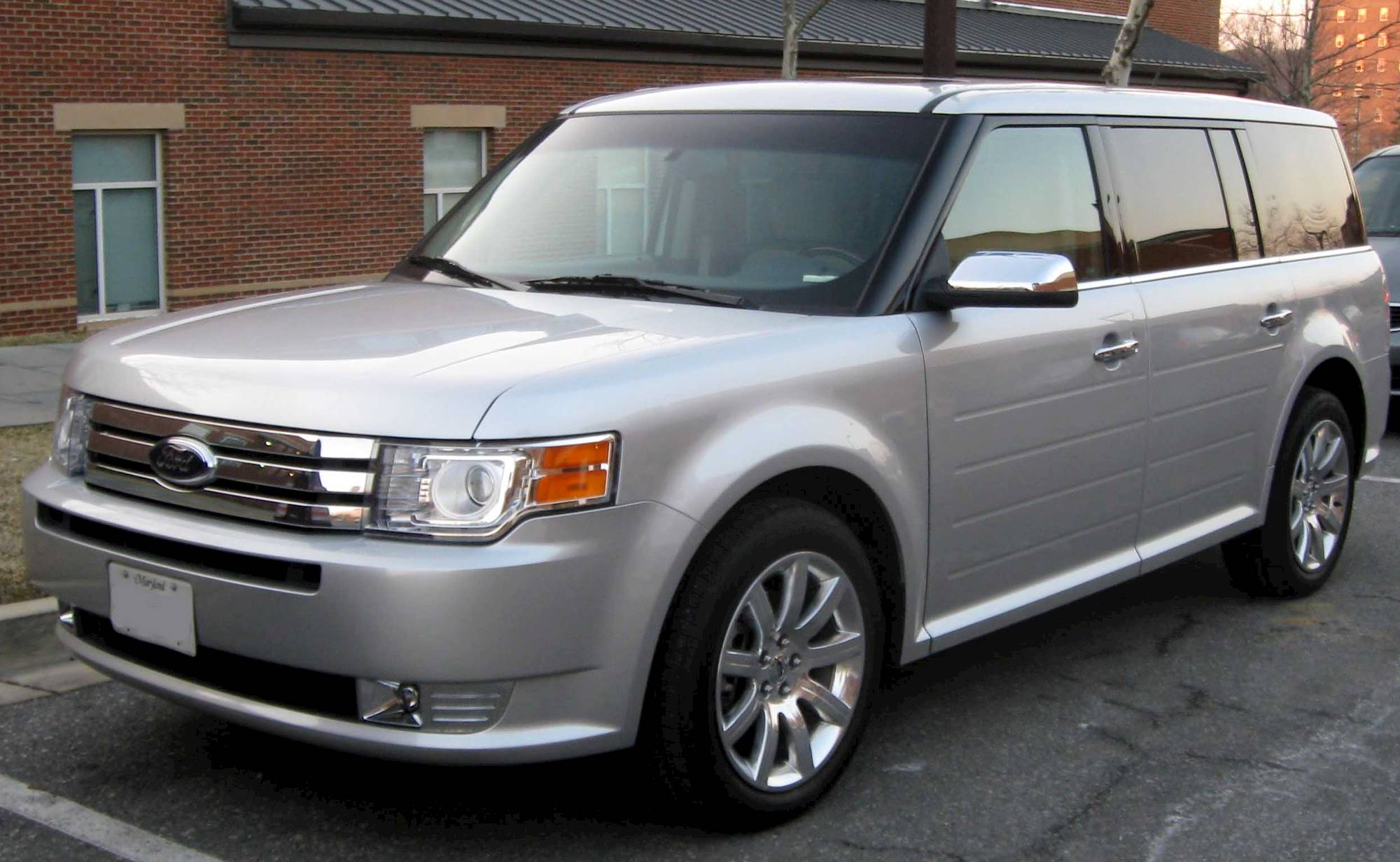2009 ford flex se front wheel drive 6 spd auto w od. Black Bedroom Furniture Sets. Home Design Ideas
