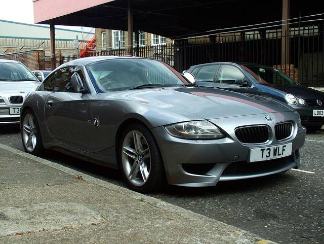 2006 Bmw Z4 M Convertible 3 2l Manual