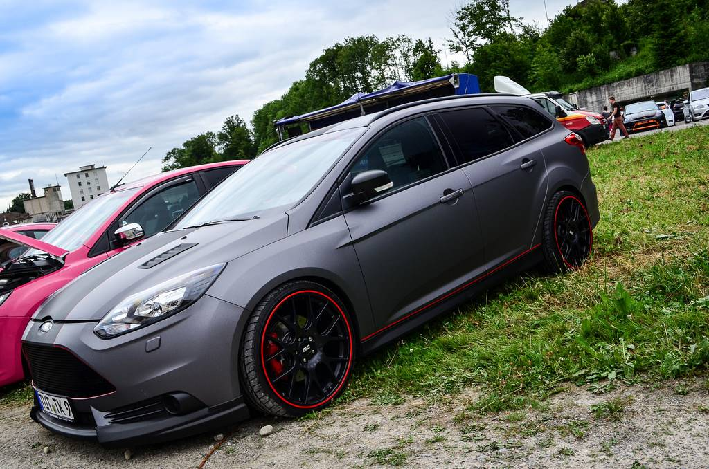 2019 Ford Focus ST Wagon – The perfect family car? - YouTube |Ford Focus Station Wagon