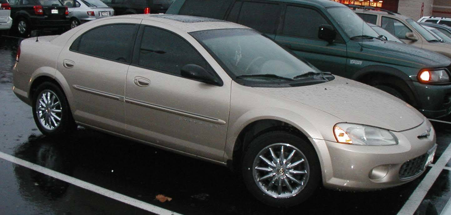 ... Chrysler Sebring Sedan ...
