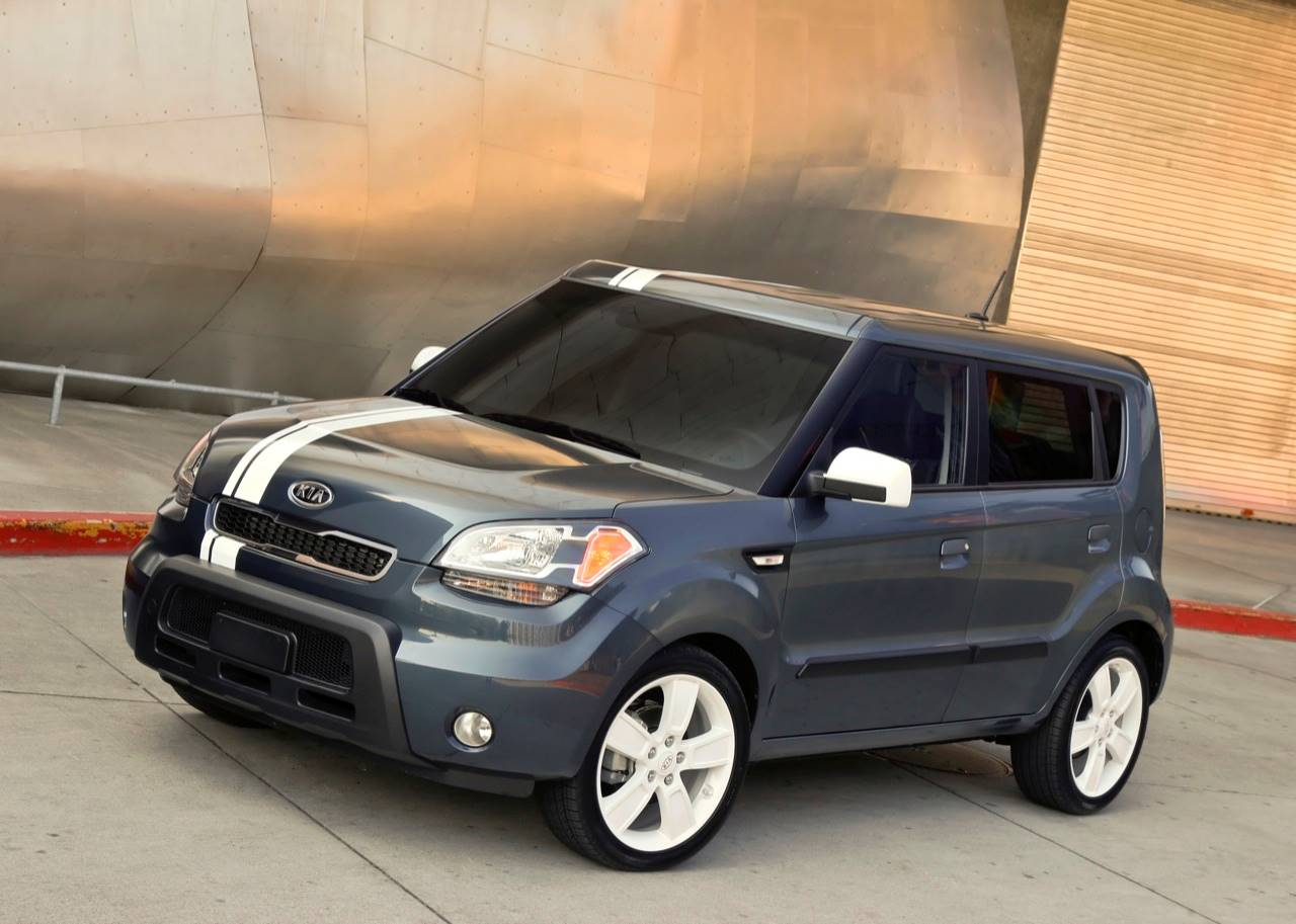 2010 Kia Soul Sport - Wagon 2.0L Manual