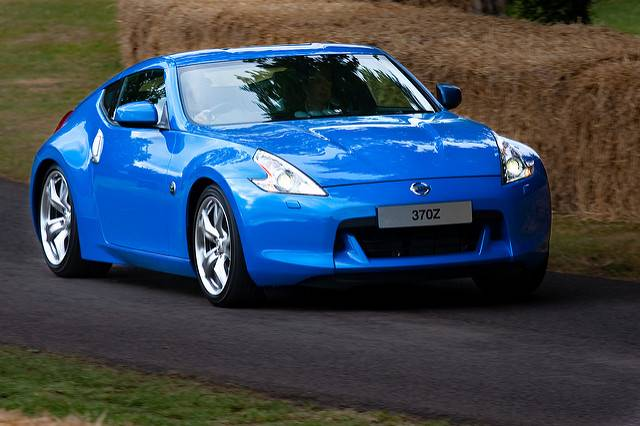 2009 nissan 370z nismo coupe 3 7l v6 manual. Black Bedroom Furniture Sets. Home Design Ideas