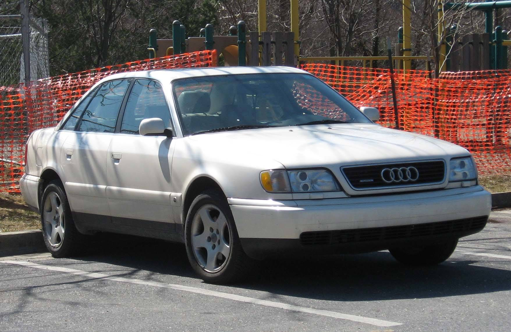 1995 Audi A6 Base 4dr Sedan 5 Spd Manual W Od 2000 2010