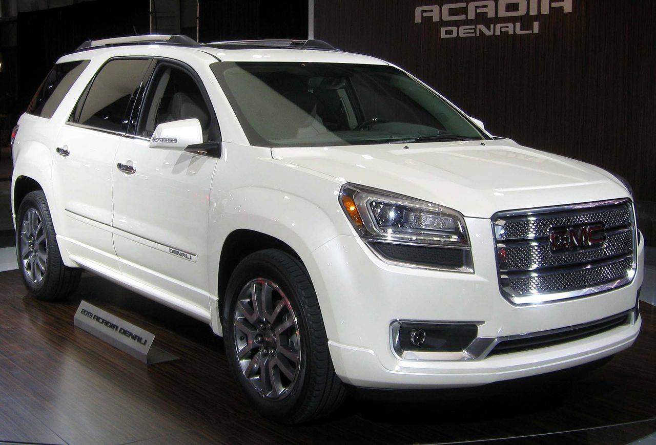2018 GMC Terrain AWD 4-Door Denali