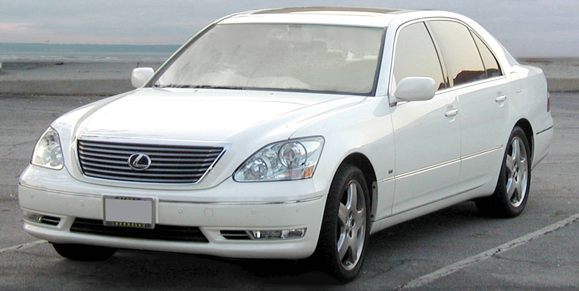 2005 lexus ls ls 430 sedan 4 3l v8 auto. Black Bedroom Furniture Sets. Home Design Ideas