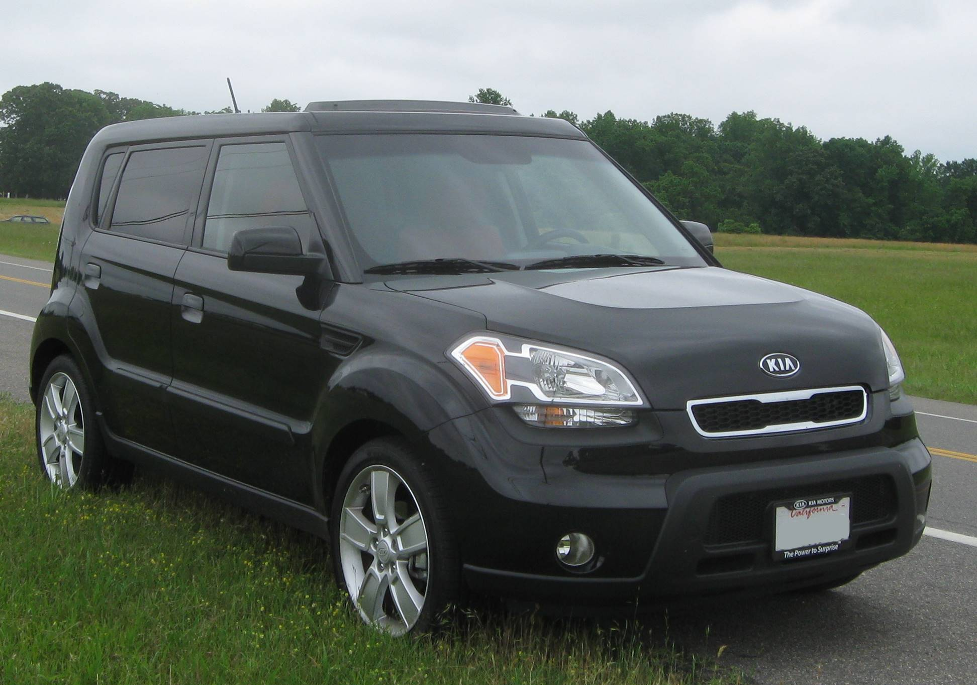 2016 kia soul 5 door wagon automatic base. Black Bedroom Furniture Sets. Home Design Ideas