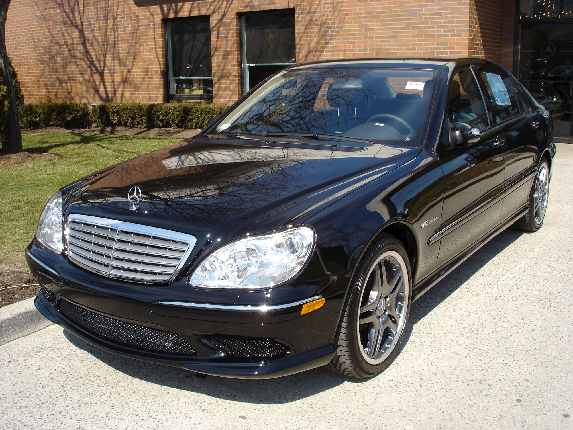 2006 Mercedes Benz S65 AMG Base 4dr Sedan 5 spd TouchShift w