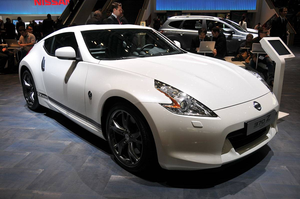 2011 nissan 370z nismo coupe 3 7l v6 manual. Black Bedroom Furniture Sets. Home Design Ideas