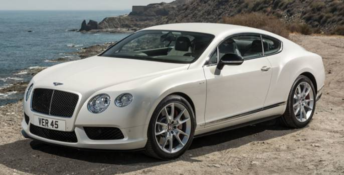 2017 Bentley Continental Gt V8 2 Door Convertible