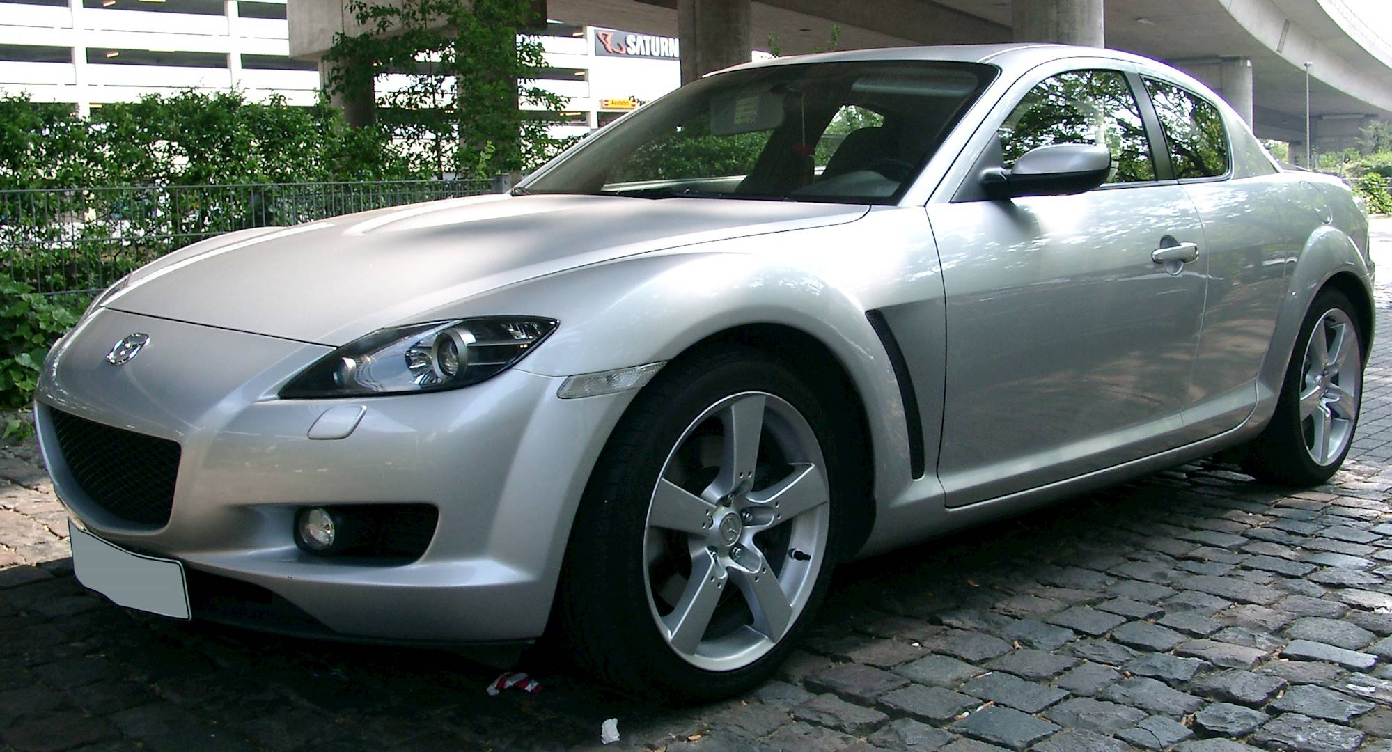 2007 mazda rx 8 sport coupe 1 3l auto. Black Bedroom Furniture Sets. Home Design Ideas
