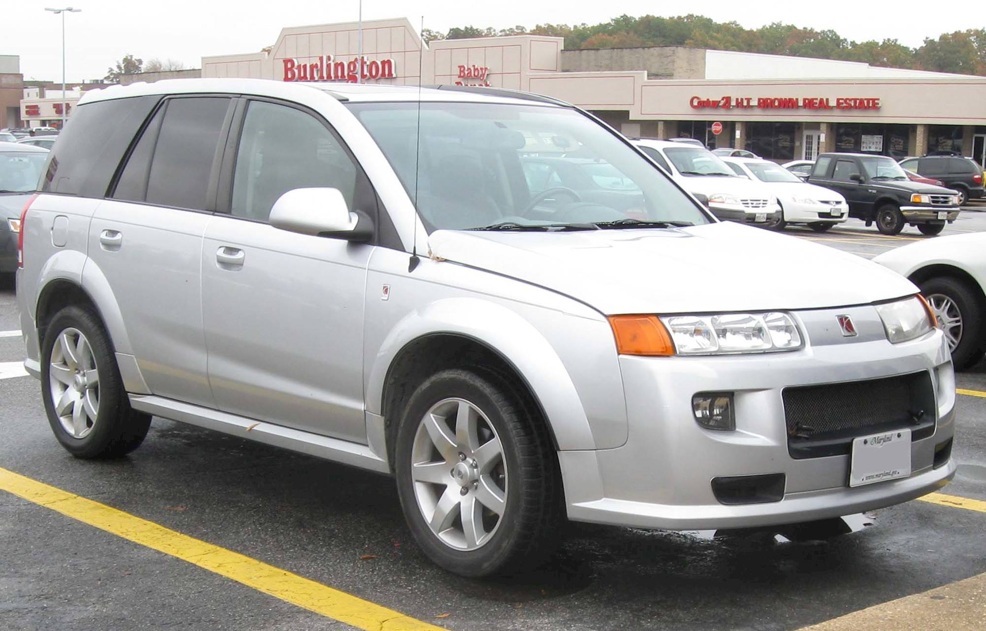 2004 saturn vue base 4dr suv 3 5l v6 auto. Black Bedroom Furniture Sets. Home Design Ideas