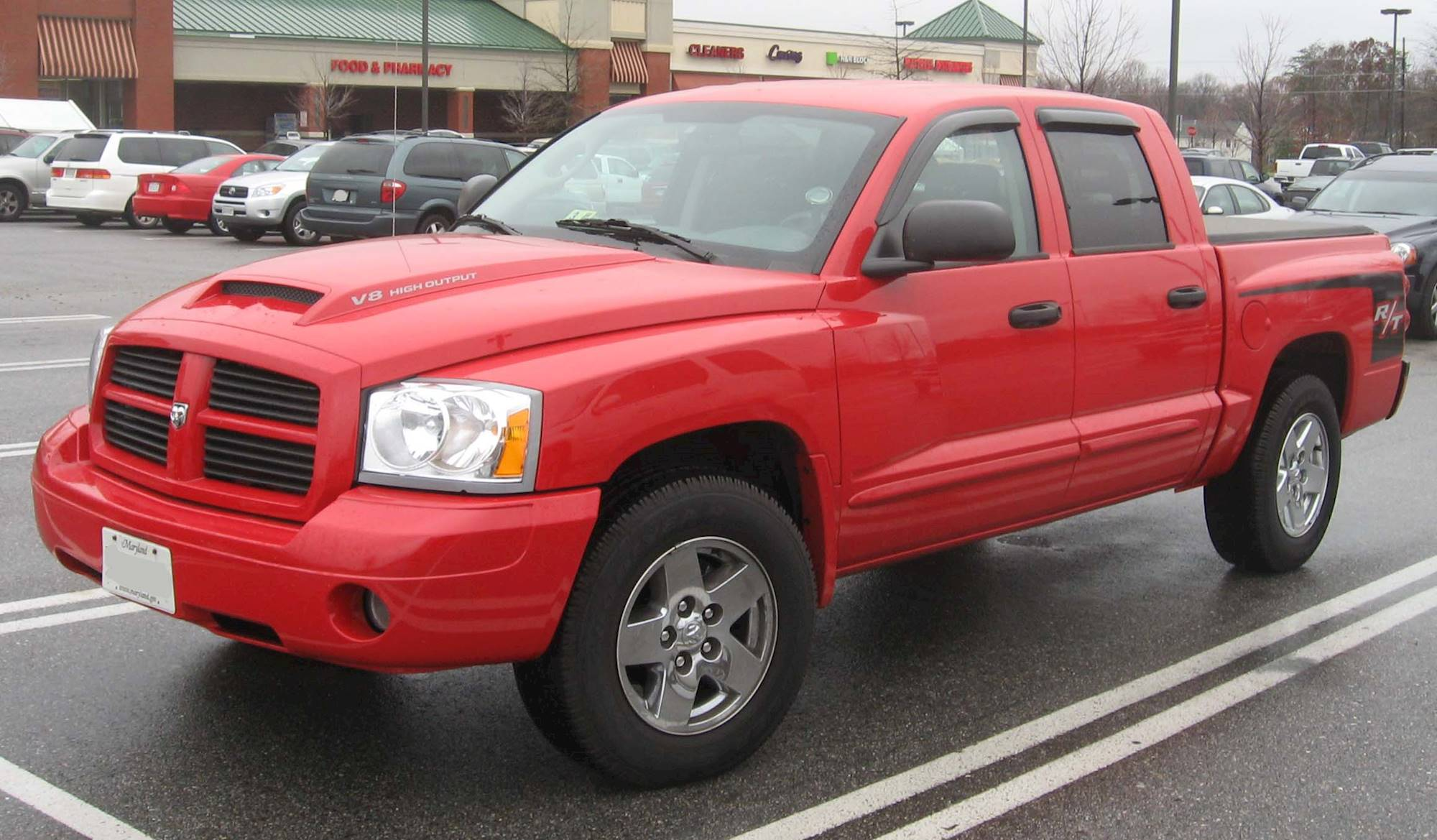 2006 Dodge Dakota ...