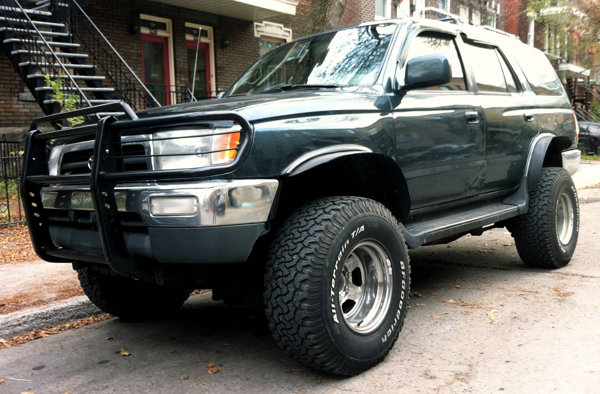 1997 Toyota 4runner 4 Door Automatic