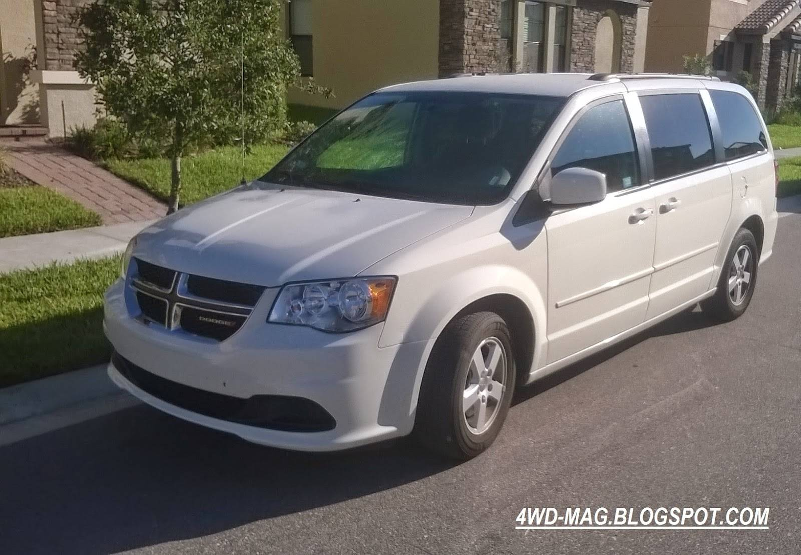 2013 Dodge Grand Caravan 4-Door Wagon American Value Pkg