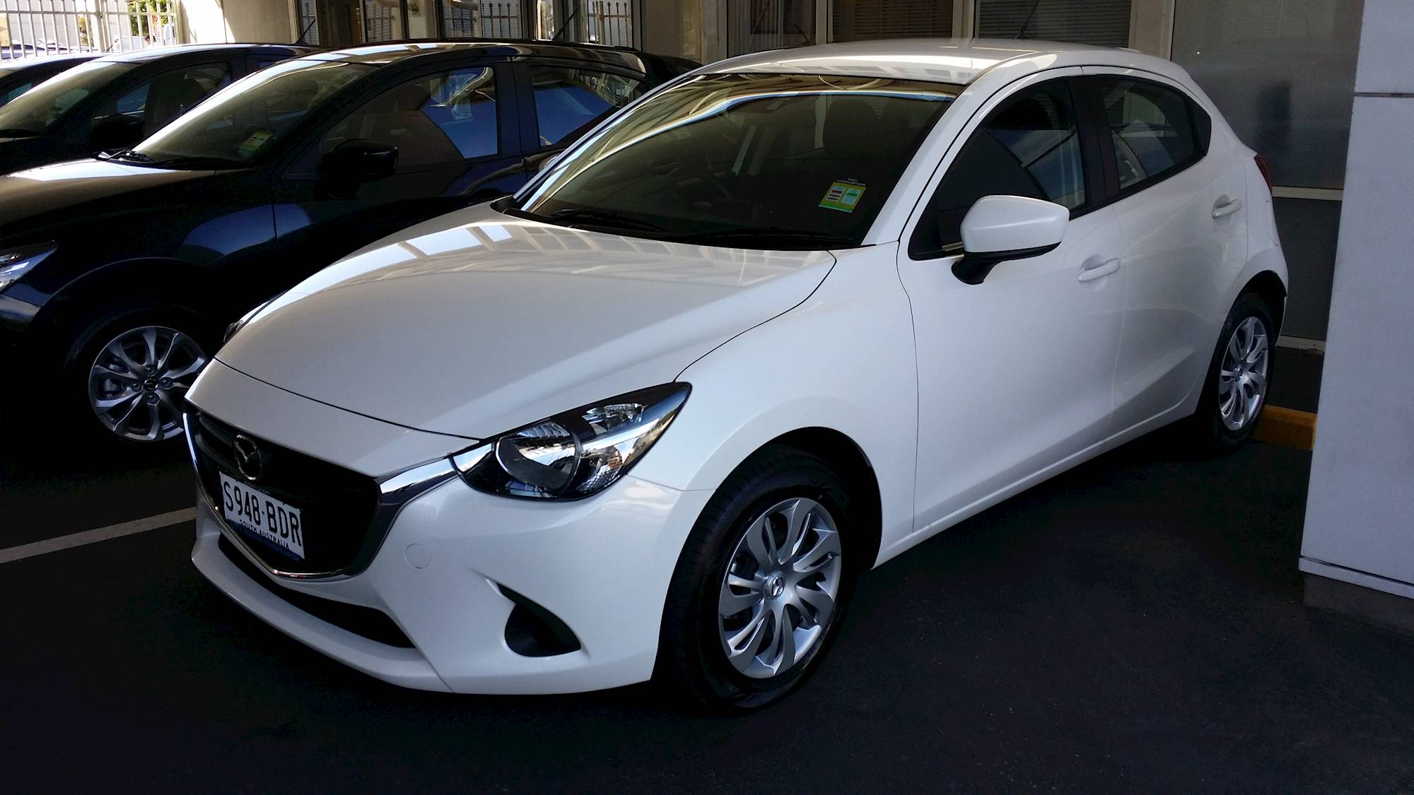 2014 Mazda 2 Touring 4dr Hatchback 1 5L Manual