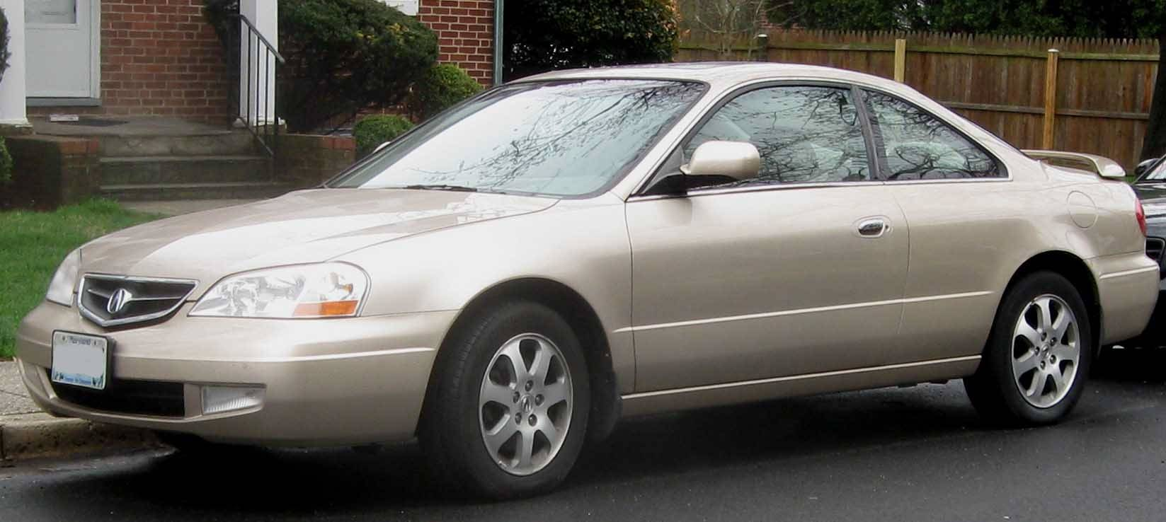 1999 Acura CL 30 Starting From 2509 23 City 29 Highway Mpg