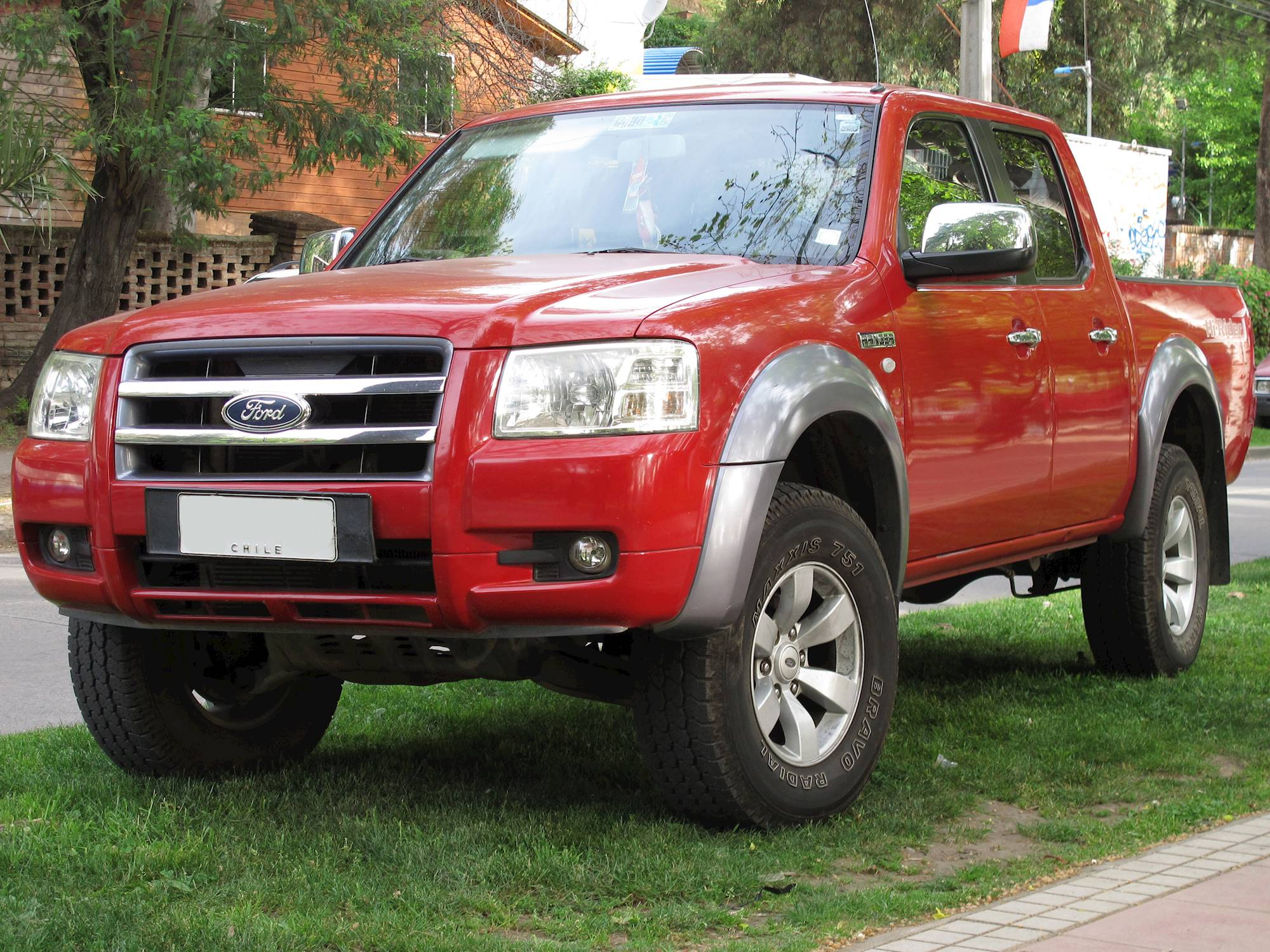 ranger ford 2008 xlt rider tdci hi 4x4 cab manual problems box ft wikipedia international xl 2000 utes versatile vehicles