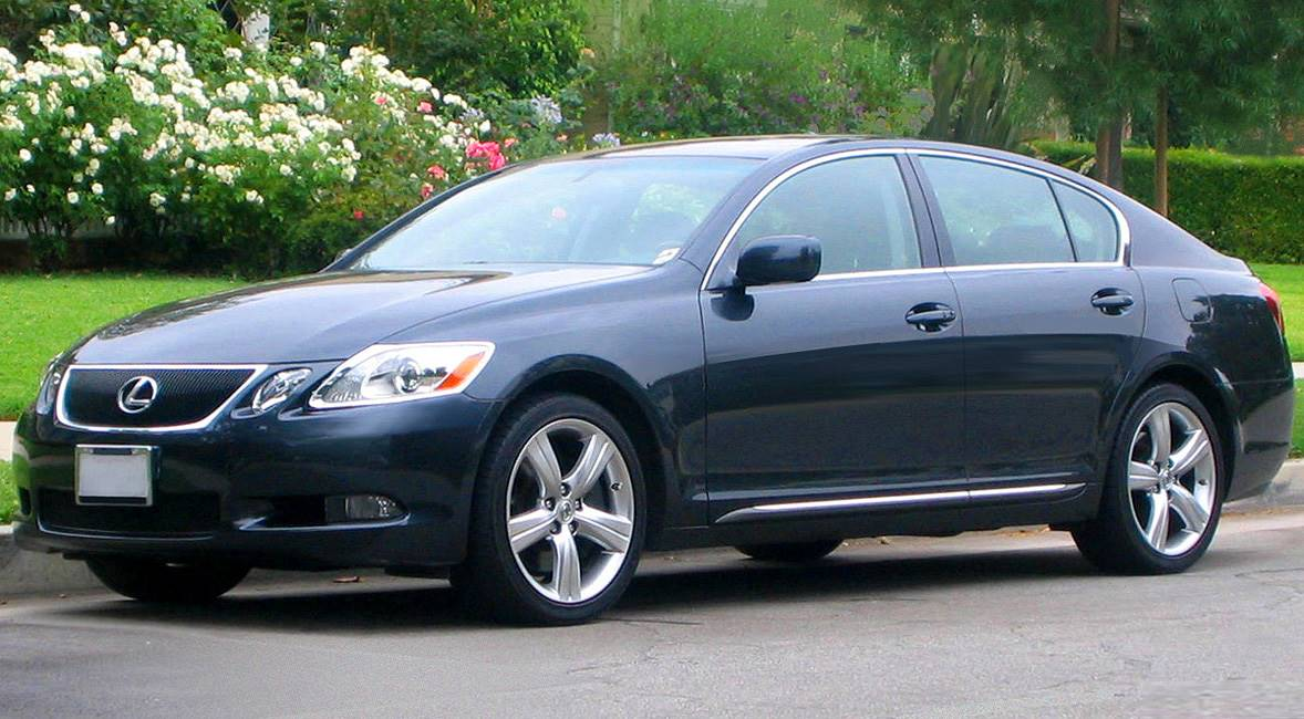 2008 lexus gs gs 350 sedan 3 5l v6 auto. Black Bedroom Furniture Sets. Home Design Ideas