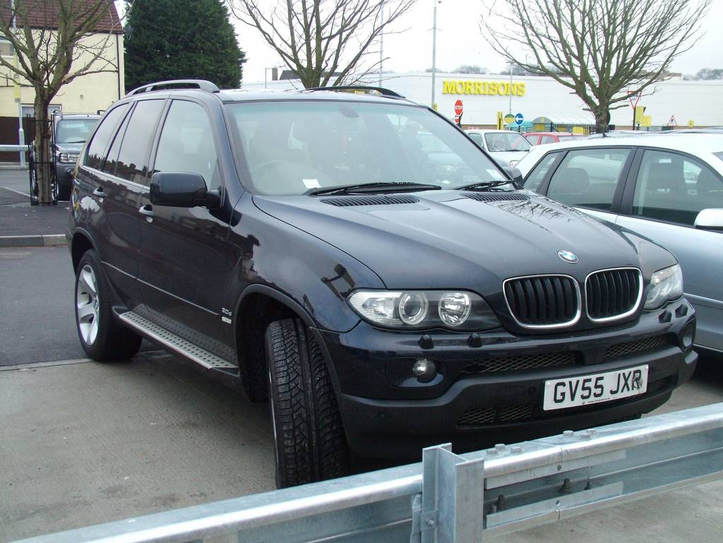 2005 BMW X5 3.0i - Owner s Manual (200 pages)