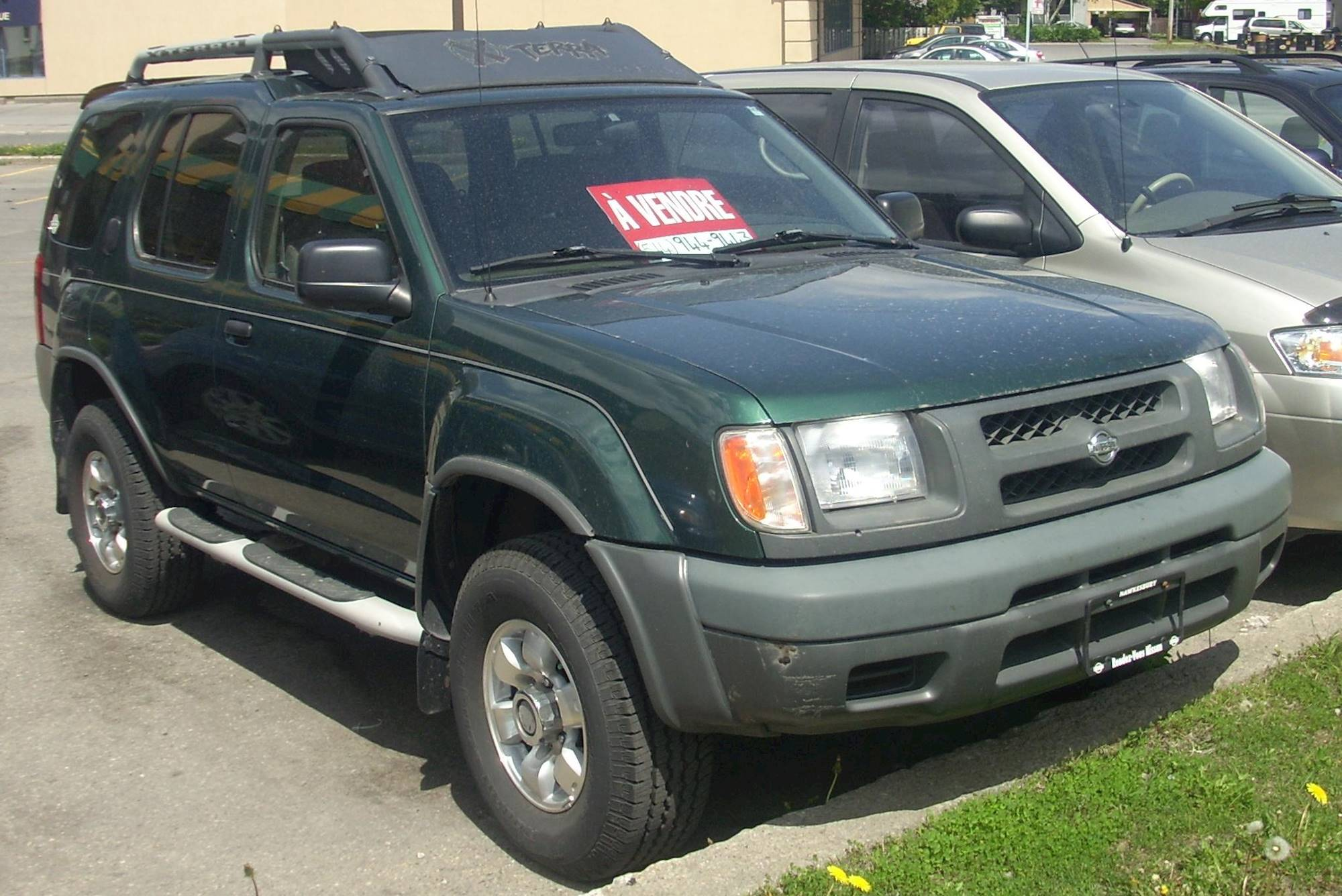2000 nissan xterra xe 4dr suv 2 4l manual. Black Bedroom Furniture Sets. Home Design Ideas