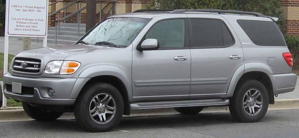 2006 toyota sequoia sr5 4dr suv 4 7l v8 auto. Black Bedroom Furniture Sets. Home Design Ideas