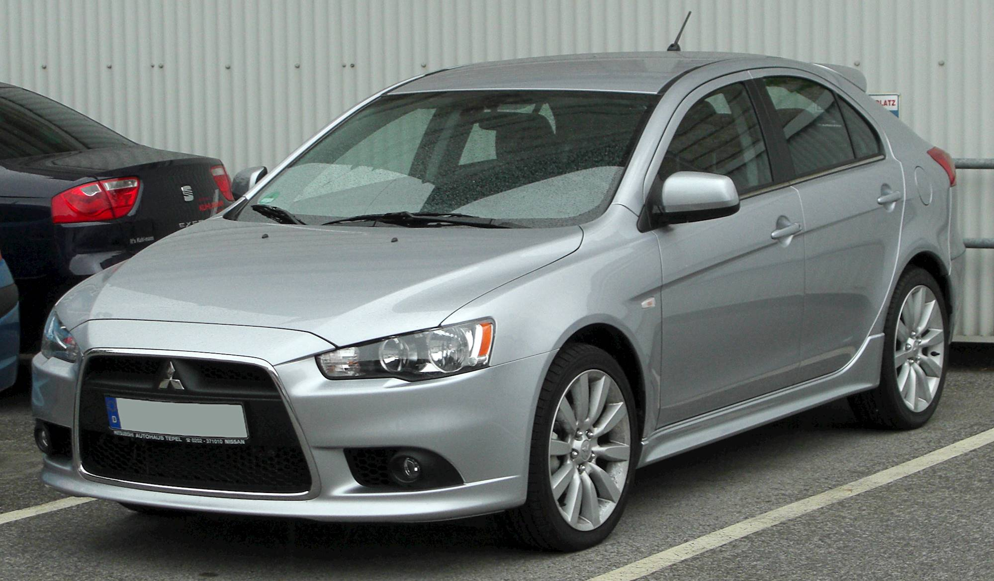 2014 Mitsubishi Lancer GT - Sedan 2.4L Manual