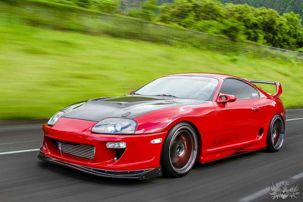 Toyota Supra Specs >> 1998 Toyota Supra Base - Coupe 3.0L Twin-turbo Manual