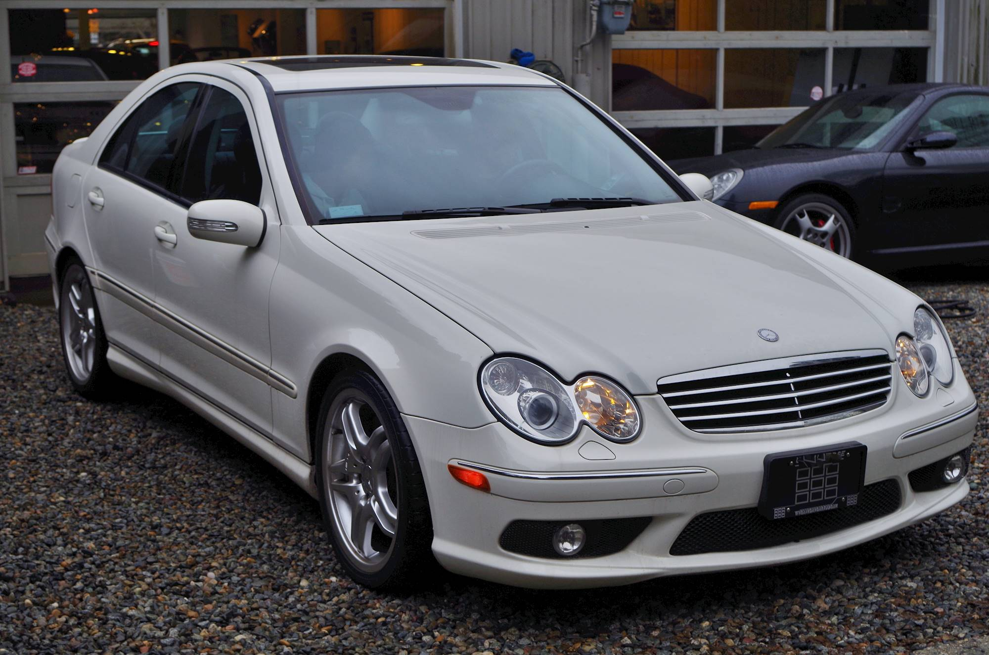 2006 Mercedes-Benz C-Class C230 Sport - Sedan 2.5L V6 Manual