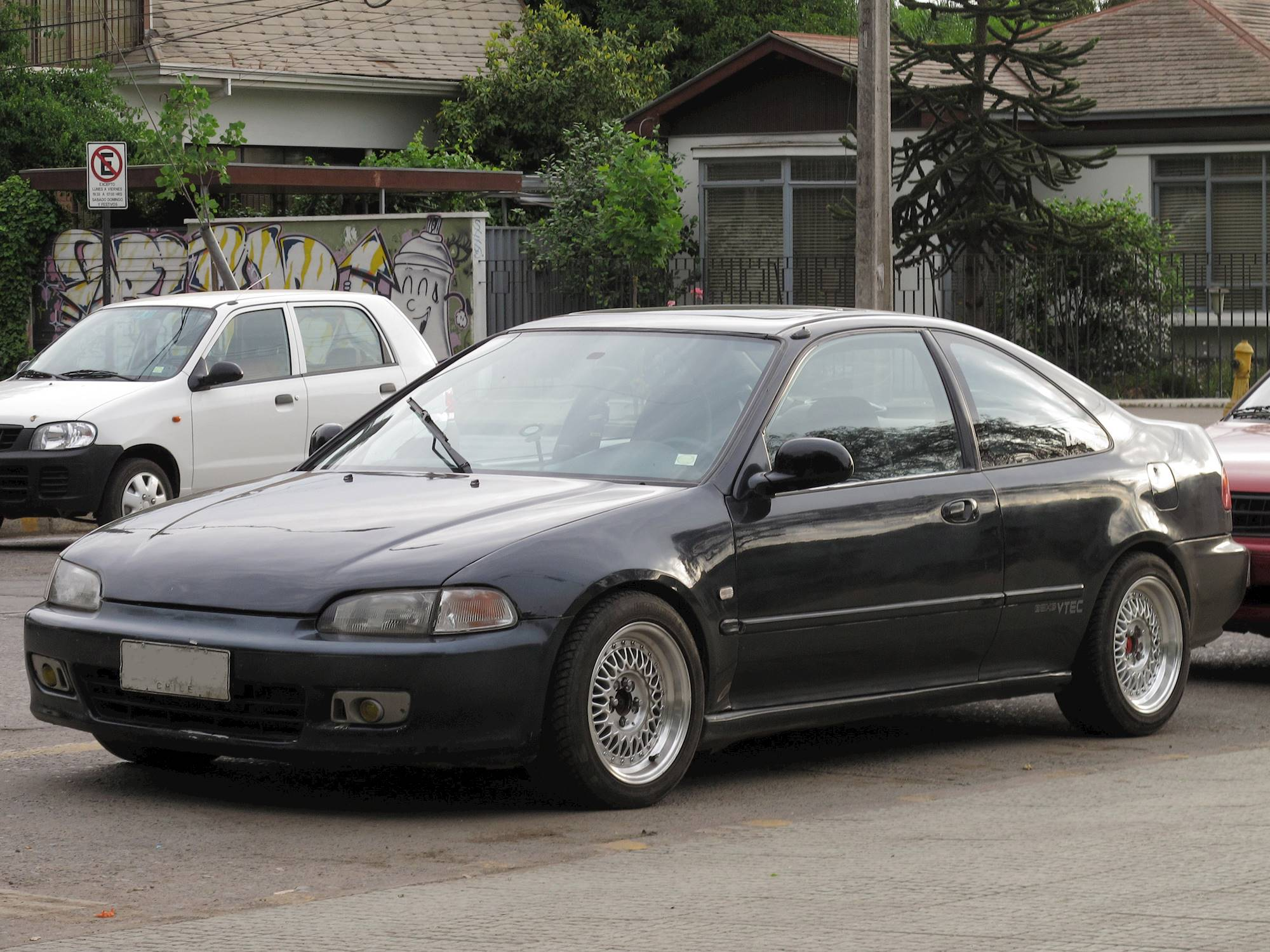 94 honda hatchback cx
