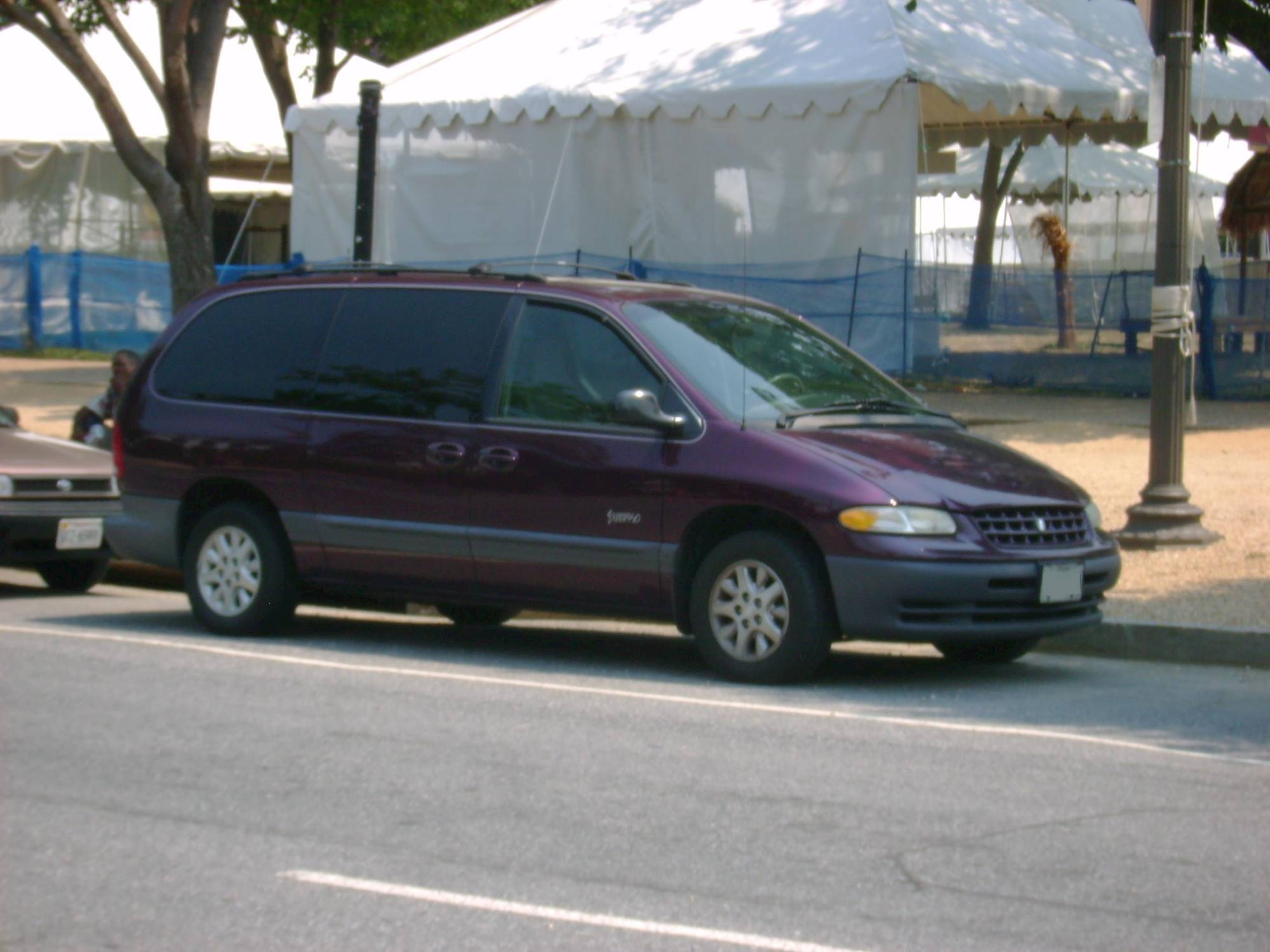 1998 plymouth grand voyager expresso passenger minivan 3 0l v6 auto 1998 plymouth grand voyager expresso