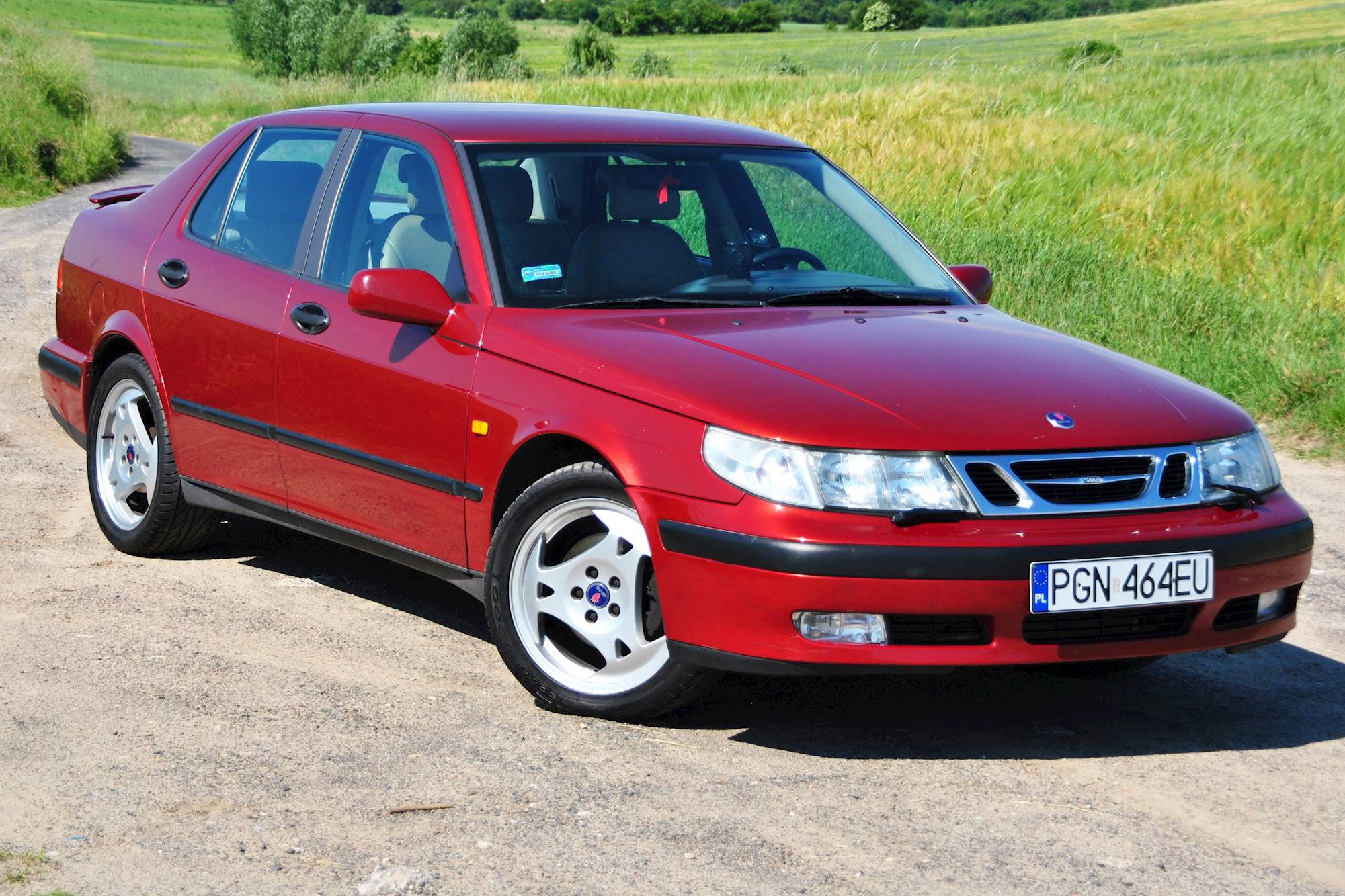 ... File:Saab 9-5 I SE 1998 front.JPG - Wikimedia Commons 2000 ...