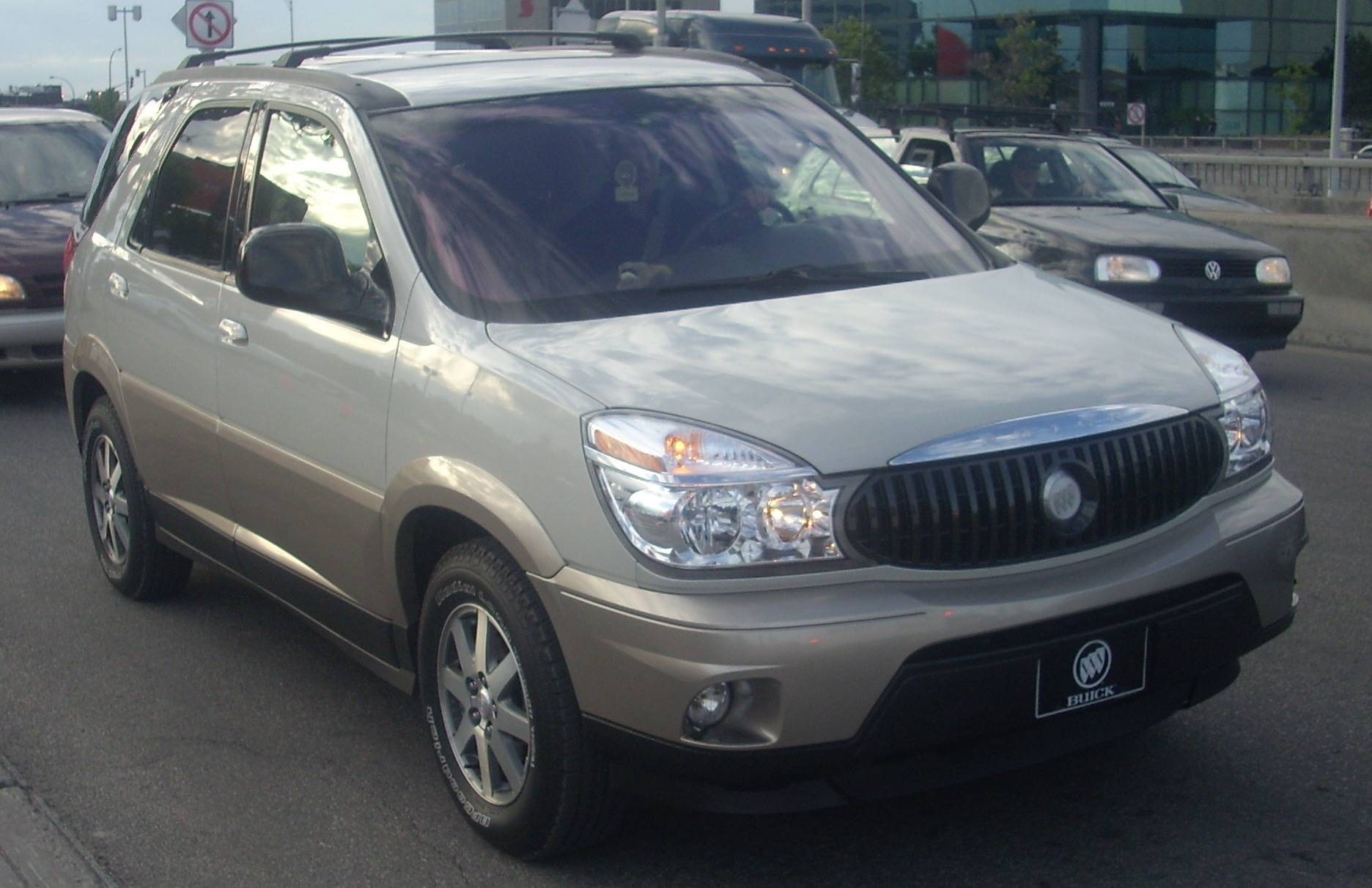 2005 buick rendezvous ultra w 1se all wheel drive 4 spd - Buick rendezvous interior dimensions ...