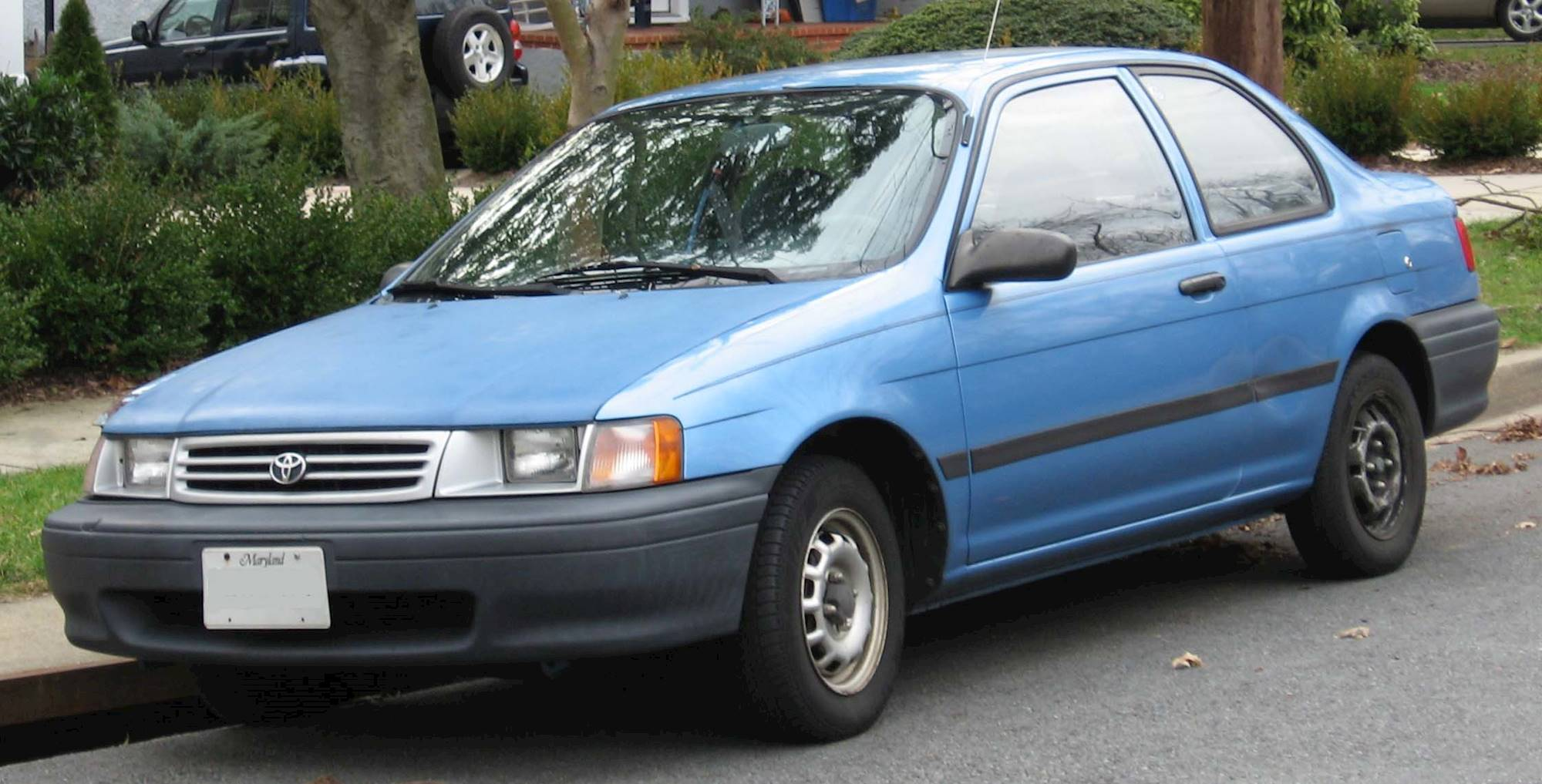 1991 Toyota Tercel Owners Manual - Enthusiast Wiring Diagrams •
