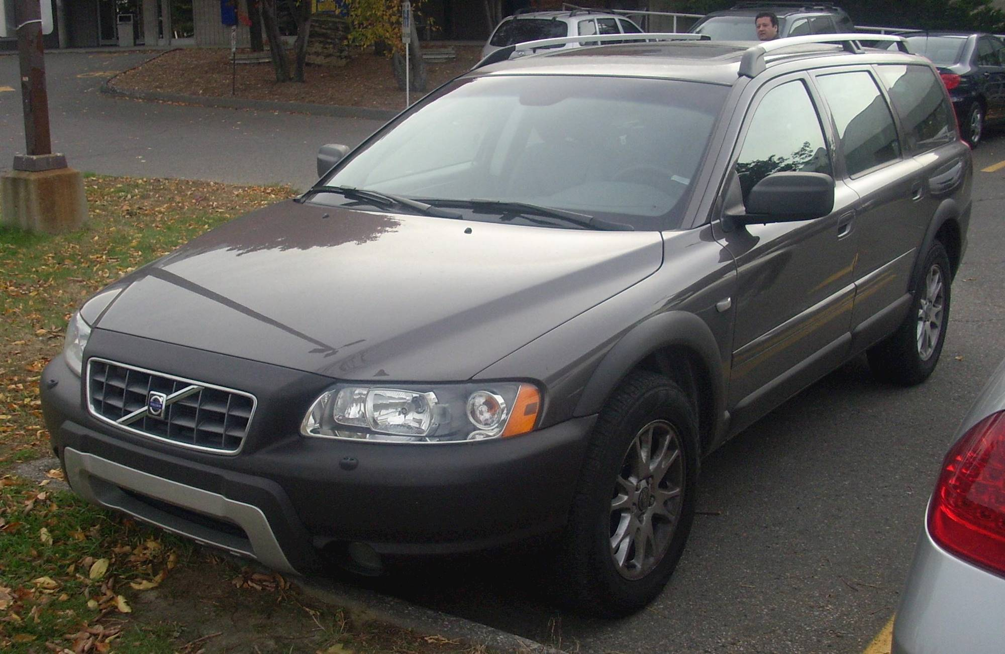 A E Ef Ea Eaea E Ca E C on Volvo V70 Cross Country