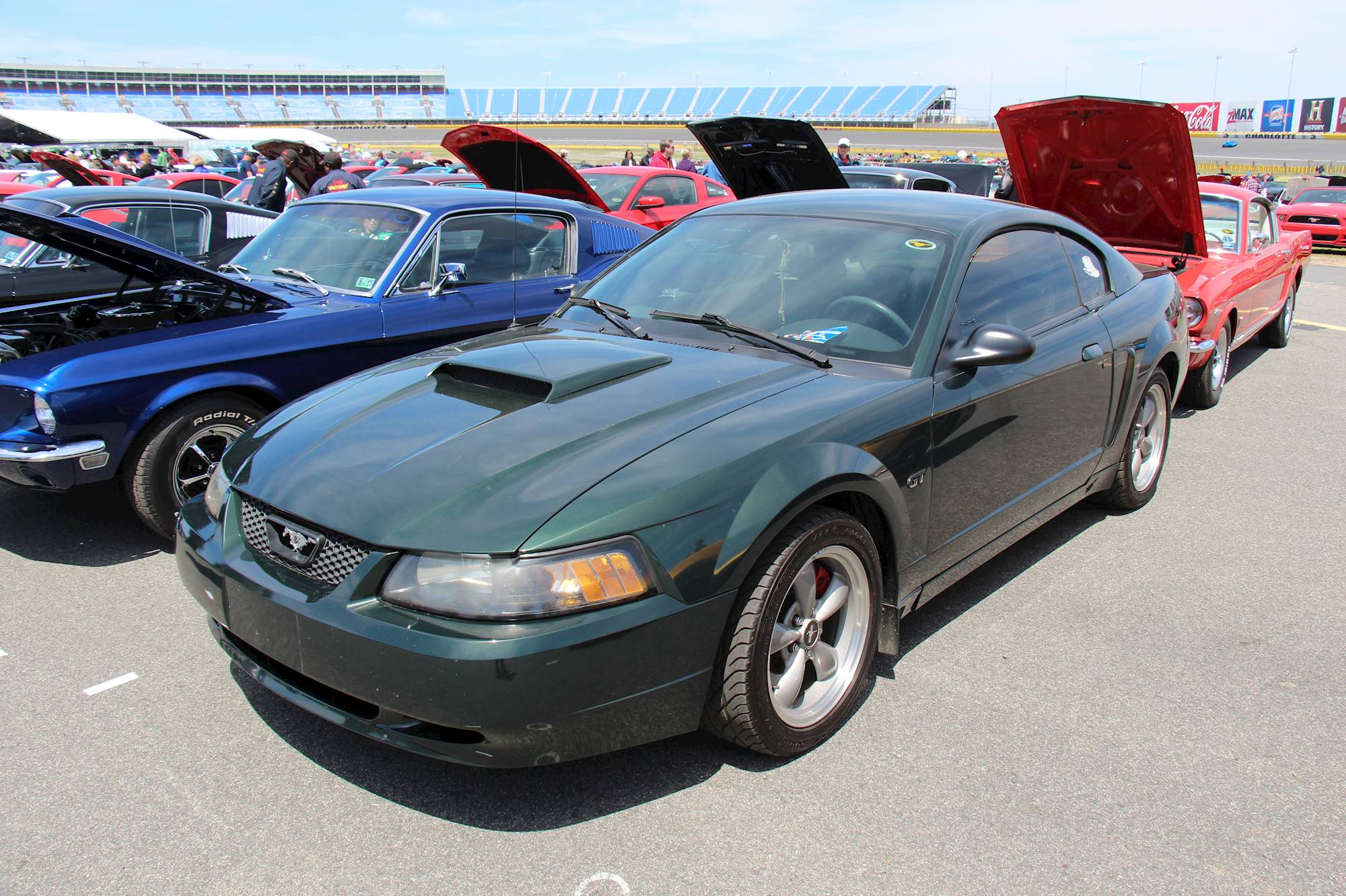 2001 ford mustang gt premium coupe 4 6l v8 manual