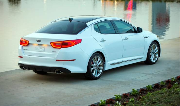 Wonderful ... 2013 Kia Optima. Starting From $10,461 24 City / 35 Highway Mpg