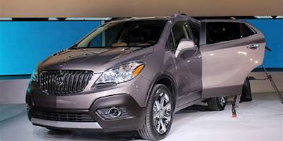 2013 Buick Encore - Pictures from the 2012 Detroit Auto Sh ...