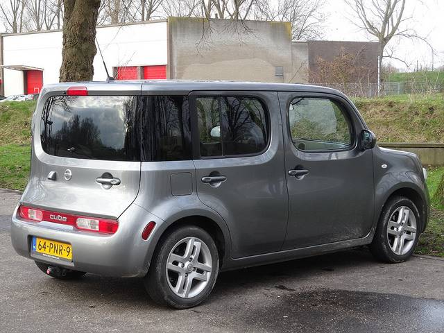 2014 nissan cube 1 8 s wagon manual. Black Bedroom Furniture Sets. Home Design Ideas