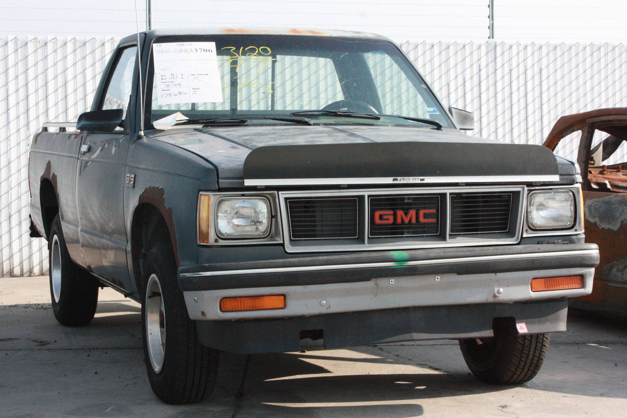 1991 Gmc S 15 Jimmy Sls 4dr Suv 4 3l V6 4x4 Manual