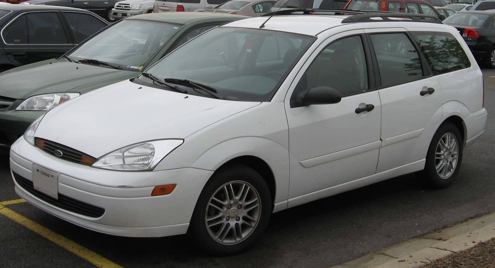 2001 Ford Focus Zx3 >> 2003 Ford Focus SE - Wagon 2.0L auto