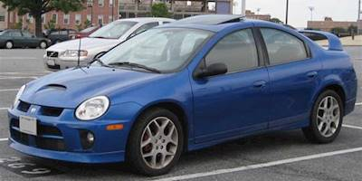2003 dodge neon car manual