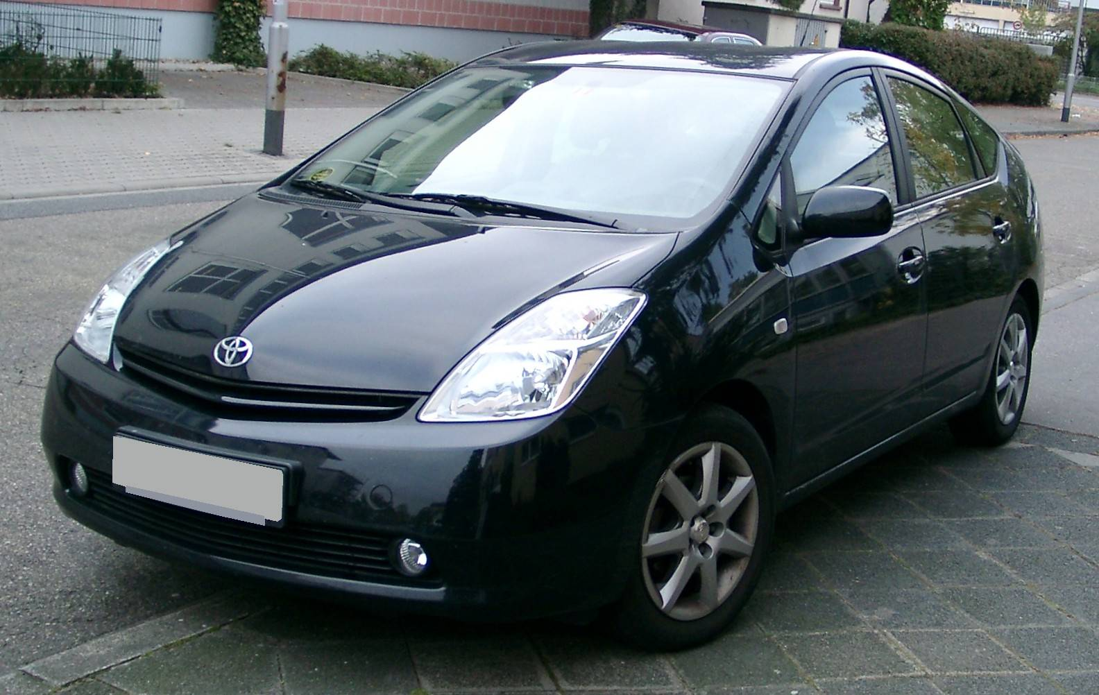 2007 toyota prius base 4dr hatchback 1 5l hybrid cvt auto. Black Bedroom Furniture Sets. Home Design Ideas
