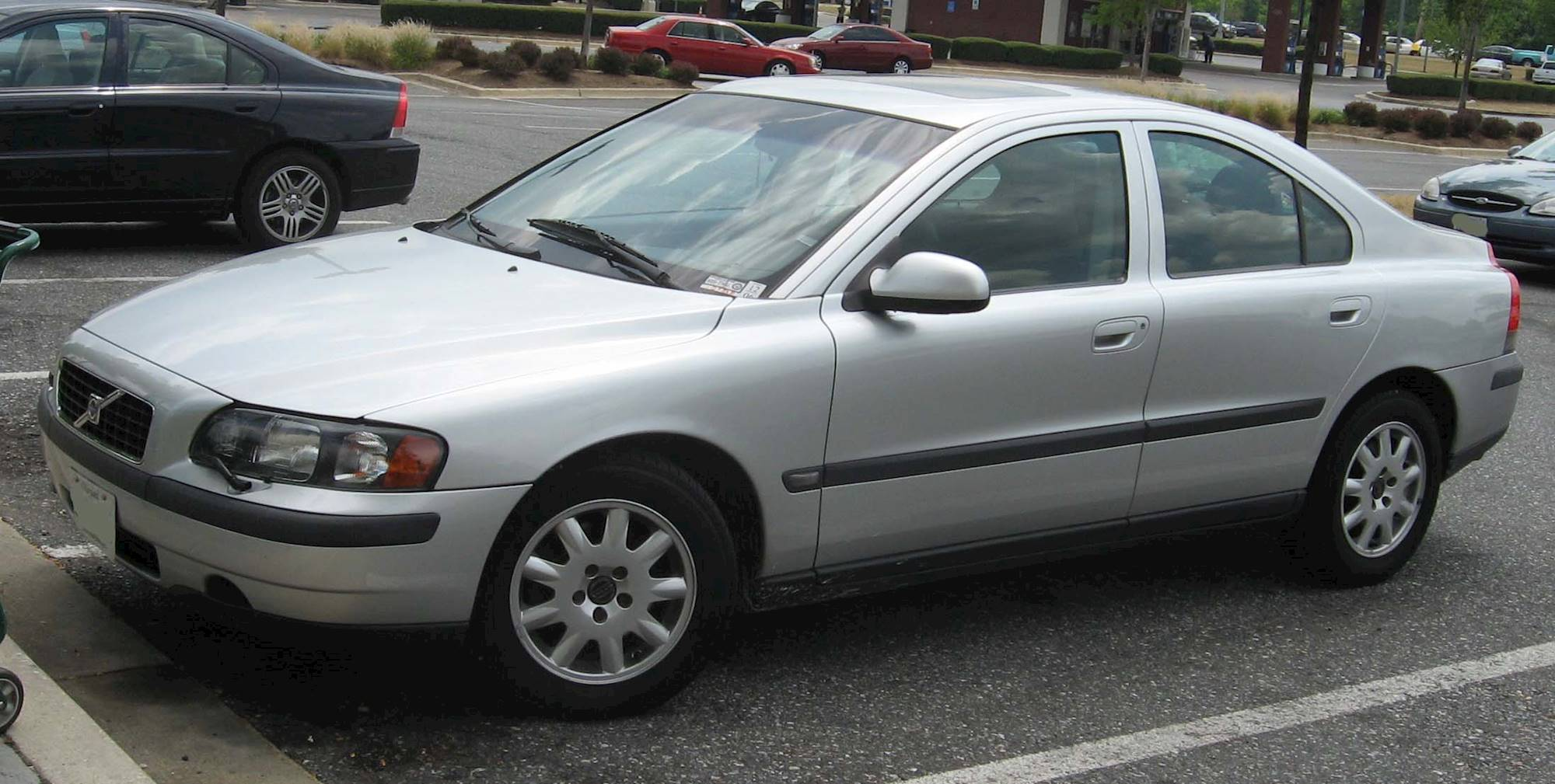 A D Af D Ba Ea Ae C on 2001 Volvo S60 2 4t Engine