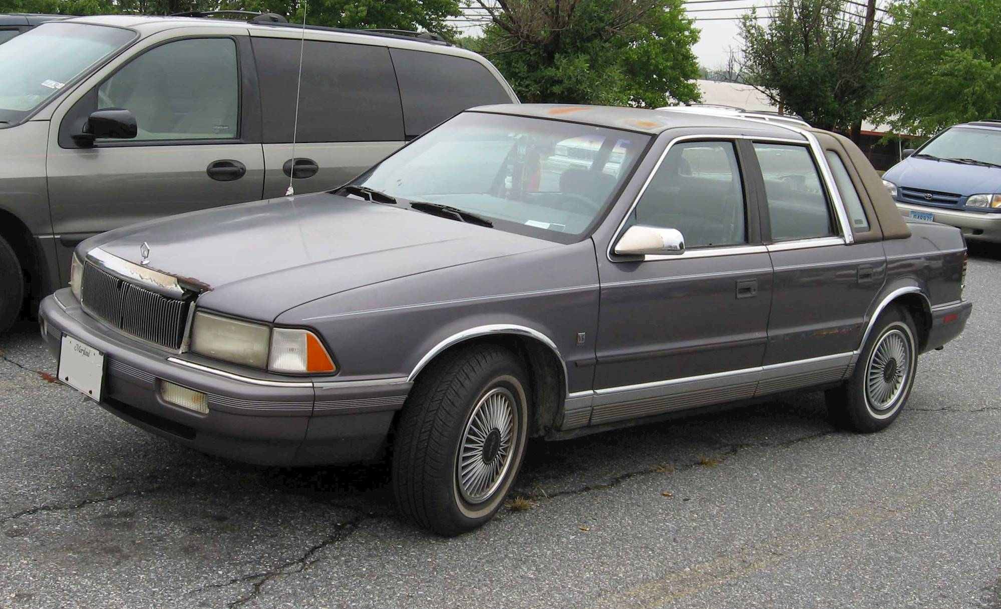 Jpg Wikimedia Commons Chrysler Lebaron