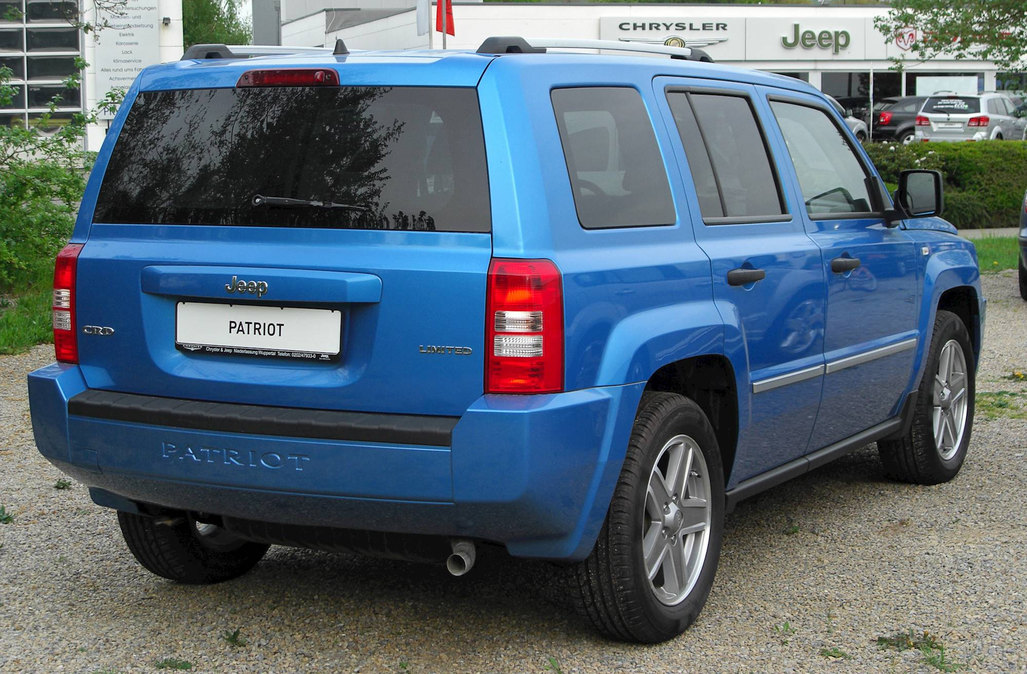 Jeep Patriot 2010 Owners Manual