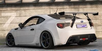 Subaru BRZ STi 4 by RJamp on DeviantArt
