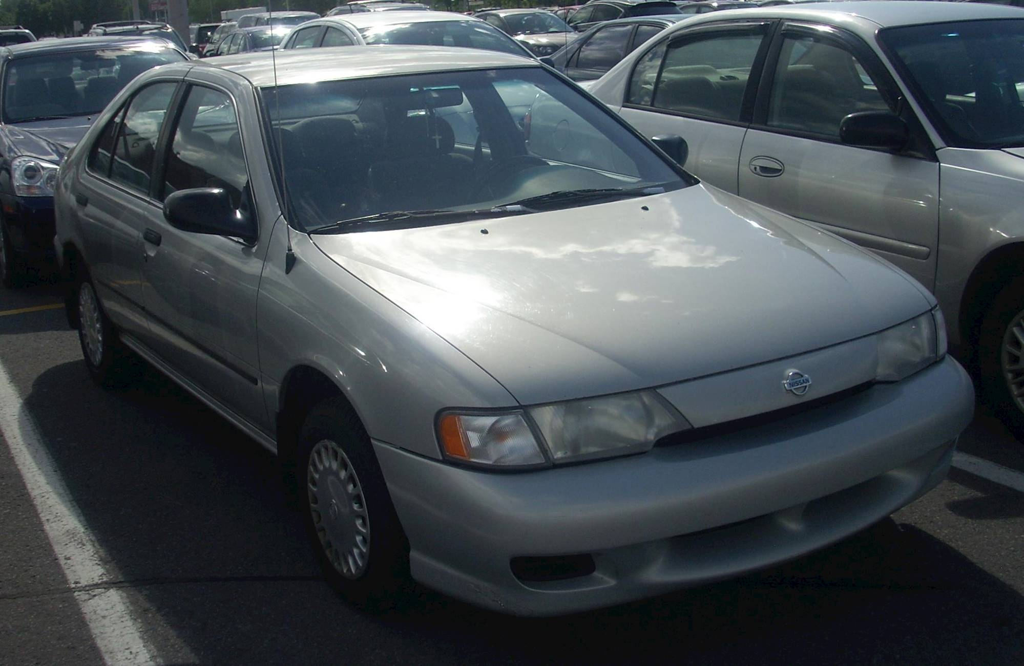 1999 nissan sentra xe sedan 1 6l manual 1999 nissan sentra xe sedan 1 6l manual