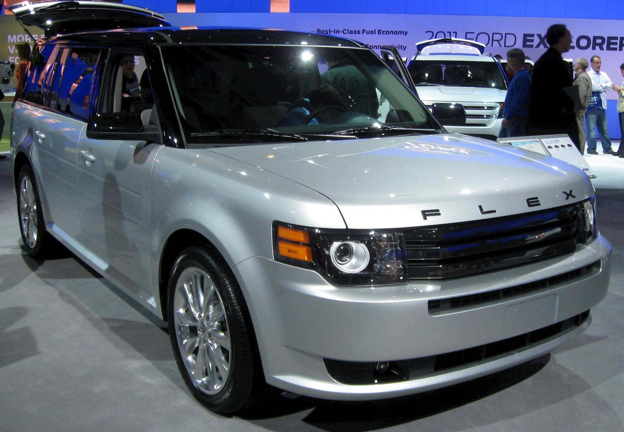2011 ford flex limited w ecoboost 4dr all wheel drive 6. Black Bedroom Furniture Sets. Home Design Ideas