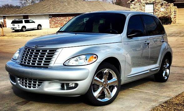 Car Brands Starting With L >> 2003 Chrysler PT Cruiser Limited Edition - Wagon 2.4L Manual