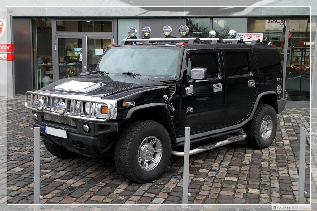 2010 Hummer H2 4wd 4 Door Sut Adventure